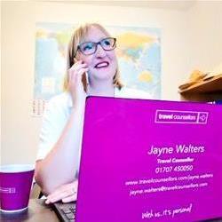 Jayne Walters